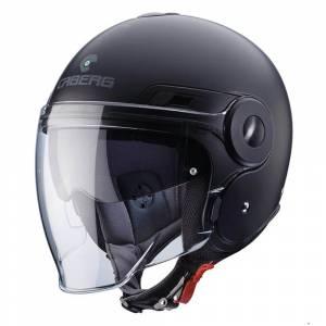 Caberg Uptown Matt Black Open Face Helmet