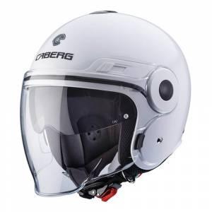 Caberg Uptown White Open Face Helmet