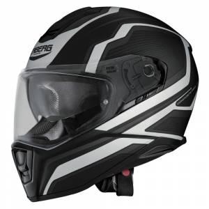 Caberg Drift Flux Black White Full Face Helmet