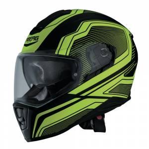 Caberg Drift Flux Black Yellow Full Face Helmet