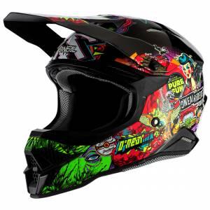 ONeal 3 Series Crank 2.0 Multi Motocross Helmet