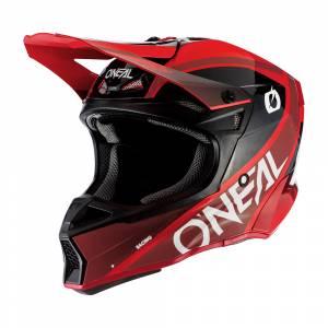 ONeal 10 Series Hyperlite Core Red Black Motocross Helmet