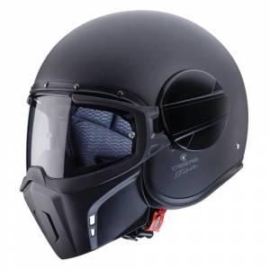 Caberg Ghost Matt Black Open Face Helmet