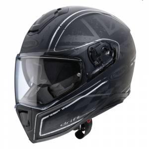 Caberg Drift Armour Black Silver Full Face Helmet