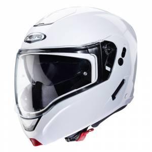Caberg Horus White Flip Up Helmet