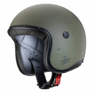 Caberg Freeride Matt Green Open Face Helmet