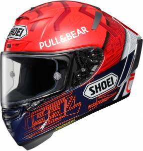 Shoei X-Spirit 3 Marquez 6 TC1 Full Face Helmet