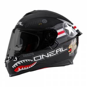 ONeal Challenger Wingman Black Full Face Helmet