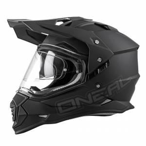 ONeal Sierra 2 Black Dual Sport Helmet