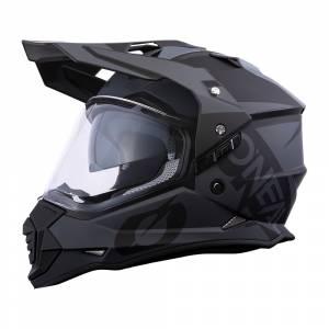 ONeal Sierra R Black Grey Dual Sport Helmet