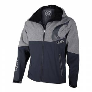 ONeal Cyclone Blue Grey Soft Shell Jacket