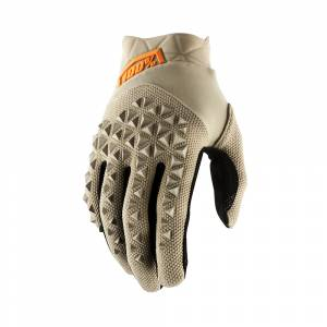 100% Airmatic Sand Motocross Gloves
