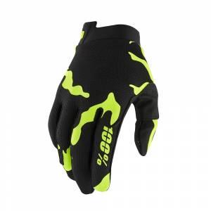 100% Kids iTrack Salamander Motocross Gloves