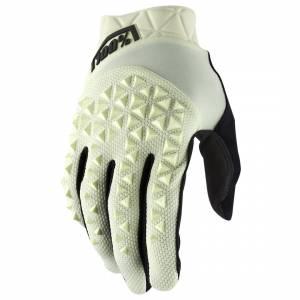 100% Geomatic Yellow Black Motocross Gloves