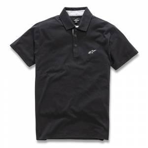 Alpinestars Eternal Black Polo Shirt