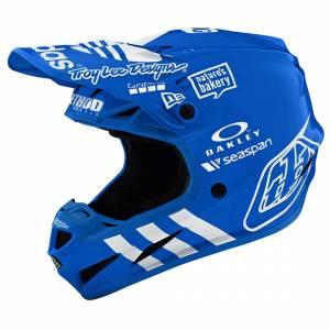 Troy Lee Designs SE4 Adidas Team Motocross Helmet