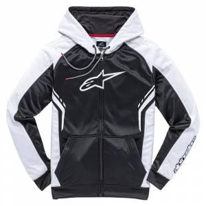 Alpinestars Strike Black White Fleece