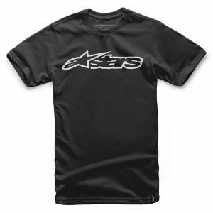 Alpinestars Blaze Classic Black White T-Shirt