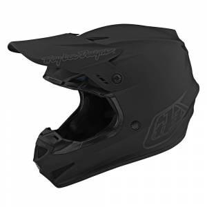 Troy Lee Designs GP Mono Black Motocross Helmet