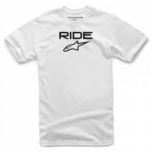 Alpinestars Ride 2.0 White T-Shirt