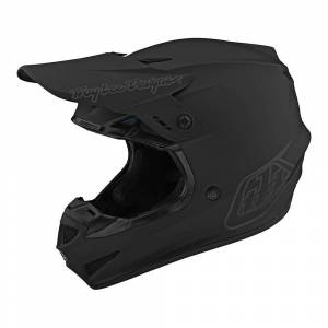 Troy Lee Designs Kids GP Mono Black Motocross Helmet