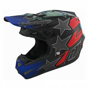 Troy Lee Designs SE4 Composite LE Liberty Motocross Helmet