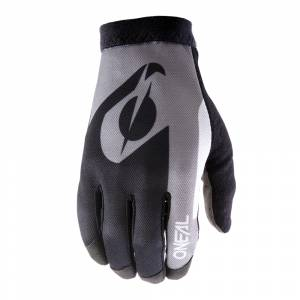 ONeal AMX Altitude Black Grey Motocross Gloves