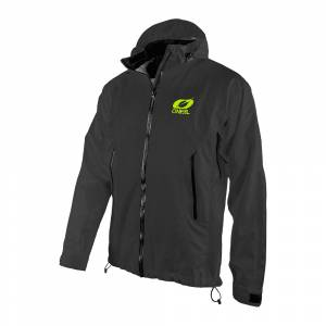 ONeal Tsunami Black Rain Jacket