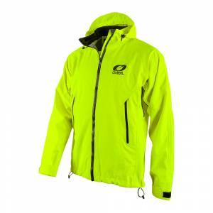 ONeal Tsunami Neon Yellow Rain Jacket