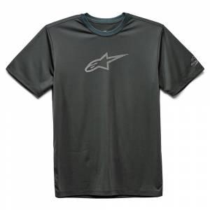 Alpinestars Tech Ageless Performance Charcoal T-Shirt