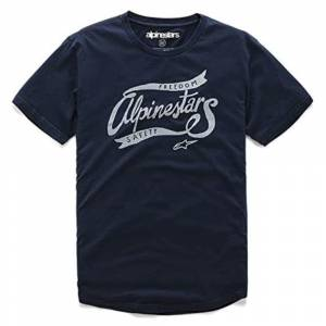 Alpinestars Loose Premium Navy T-Shirt