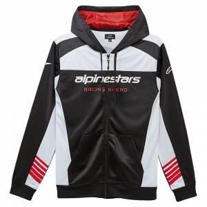 Alpinestars Sessions II Black White Fleece