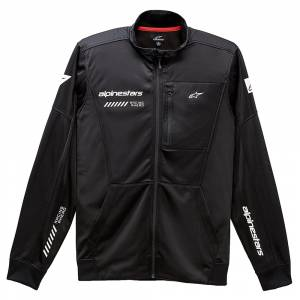 Alpinestars Stint Faster Black Track Fleece