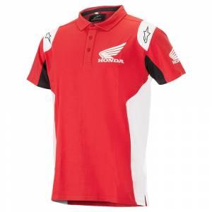 Alpinestars Honda Red Polo Shirt