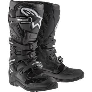 Alpinestars Tech 7 Black Enduro Boots