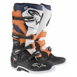 Alpinestars Tech 7 Black Motocross Boots