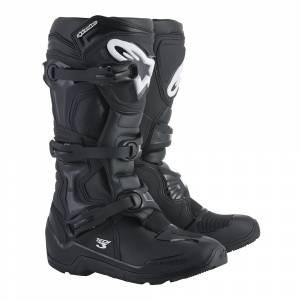 Alpinestars Tech 3 Black Enduro Motocross Boots