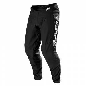 Troy Lee Designs SE Pro Solo Black Motocross Pants