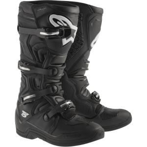 Alpinestars Tech 5 Black Motocross Boots
