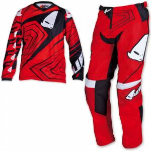 2016 UFO Youth Iconic Combo Kit Red