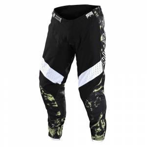 Troy Lee Designs SE Pro Dyeno Glo Green Motocross Pants