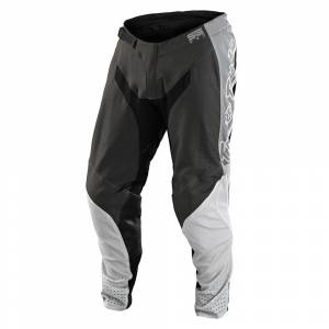 Troy Lee Designs SE Pro Quattro Black Grey Motocross Pants