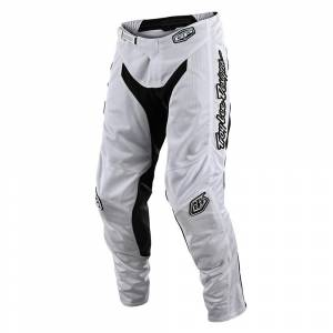 Troy Lee Designs GP Air Mono White Motocross Pants