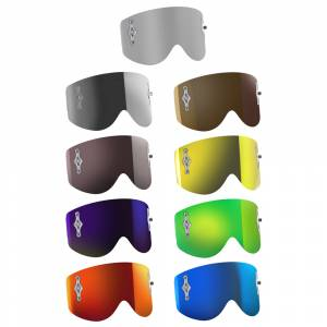 Scott Recoil XI 80s Single Replacement Goggle Lens
