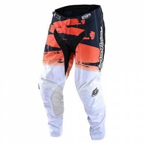 Troy Lee Designs GP Brushed Team Navy Orange Motocross Pants