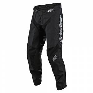 Troy Lee Designs GP Mono Black Motocross Pants