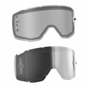 Scott Hustle Primal Split Double Replacement Goggle Lens