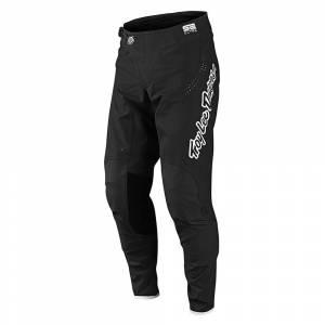 Troy Lee Designs SE Ultra Solid Black Motocross Pants