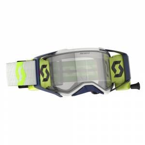 Scott Prospect Grey Yellow Clear Lens WFS Goggles