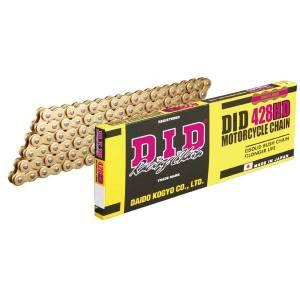 DID 428HD Chain x 134 Links - Gold